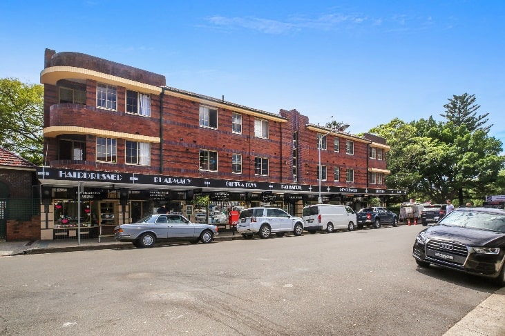 PLUMER ROAD SHOPPING VILLAGE, DOUBLE BAY